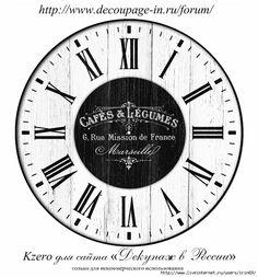 Циферблаты Kzero для ДвР13 (651x700, 278Kb) Online Clock, Collages D'images, Clock Face Printable, Clock Template, Silver Wall Clock, Alice In Wonderland Diy, Pendulum Wall Clock, Farmhouse Wall Clocks, Diy Clock