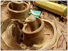 Wood Projects, Projects To Try, Acanthus, Woodcarving, Wood Sculpture, Wood Art, Interior Design, Handmade, Furniture