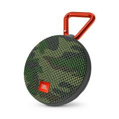 JBL Clip 2 | Waterproof Ultra-portable Bluetooth Speaker