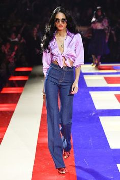 526e302e Tommy Hilfiger Spring 2019 Ready-to-Wear Collection - Vogue Resort Casual  Wear,