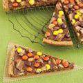 Reeses Pieces Pie