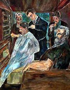 Bob Dylan - The Barber Shop Haircut Watchers