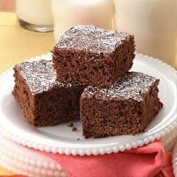 Passover Brownies by Land-O-Lakes