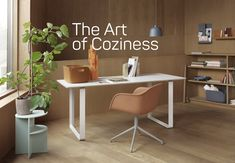 Jelanie creates a welcoming store that offers customers authentic lifestyle products that contribute to a life well lived. Wooden Armchair, Clever Design, Scandinavian Design, Office Desk, Lifestyle, Store, Modern, Furniture, Products