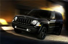 "To celebrate our growth and rise to the top, we are more than excited to introduce the ""Blacked Out"" 2012 Jeep Patriot Altitude Edition."