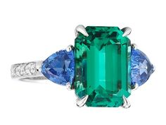 Unique Engagement Rings: Sapphire, Emerald, Ruby & More - iVillage