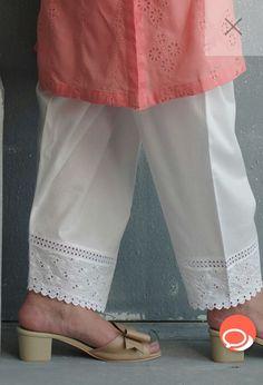 Salwar Designs, Kurta Designs Women, Kurti Designs Party Wear, Beautiful Dress Designs, Stylish Dress Designs, Simple Kurta Designs, Salwar Pants, Fashion Pants, Boho Fashion