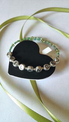 Bracelet Outlander Claire Fraser Ecosse féérique : Bracelet par miss-perles