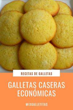 Cheesecake Cookies, Cupcake Cookies, Cake Tutorial, Churros, Empanadas, Sin Gluten, Cornbread, Oreo, Cookie Recipes
