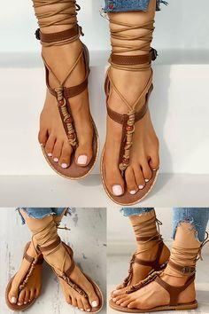 Flat Sandals, Flip Flop Sandals, Leather Sandals, Flip Flops, Shoes Sandals, Flats, Cinderella Slipper, Bohemian Sandals, Men Street