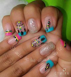 Nails 2017, Nail Art Galleries, Short Nails, Nail Designs, Hair Beauty, Diana, Hair Styles, Neymar, Macrame