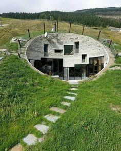 Villa Vals in Switzerland | SeARCH & Christian Muller Architects   Iwaan Baan