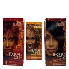 Clairol Textures and Tones Permanent Hair Color, 3RV Plum -- You can get more details by clicking on the image.