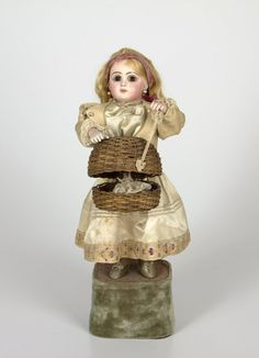 Mechanical+Automaton | Magnificent Antique French Musical Automaton Doll Lady at the Piano ...