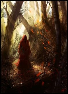Watcher by Peter-Ortiz on DeviantArt Fantasy Wizard, Dark Men, Fantastic Art, Awesome Art, Magical Creatures, Illustrations, New Artists, Dark Fantasy, Woodland