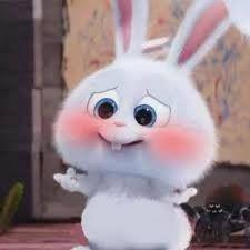 Pink Wallpaper Anime, Rabbit Wallpaper, Funny Phone Wallpaper, Bear Wallpaper, Cute Disney Wallpaper, Cute Bunny Cartoon, Cute Cartoon Pictures, Cartoon Pics, Cute Cartoon Wallpapers