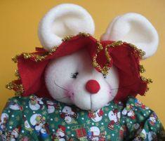 Ratones navideños - Imagui