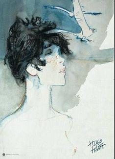 Hugo Pratt - Banshee