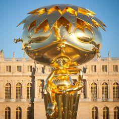 Takashi Murakami @ Château de Versailles