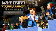 "Minecraft : Story Mode - A Telltale Games Series: Episode 8 : ""A Journey's End…"
