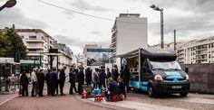 Food Truck Bol, cuisine vietnamienne, Paris, Levallois