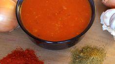 Hausgemachte Enchilada-Sauce für perfekte Enchilada de pollo!