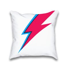 Bowie Lightning B...  http://nyagood.com/products/bowie-lightning-bolt-face-paint-print-throw-pillowcase-only?utm_campaign=social_autopilot&utm_source=pin&utm_medium=pin  Add this one to your wishlist!