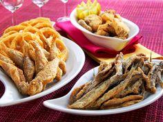 Pescaito frito y bienmesabe