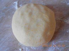 Diós kosárka recept lépés 1 foto Camembert Cheese, Hamburger, Muffin, Bread, Recipes, Dios, Brot, Recipies, Muffins