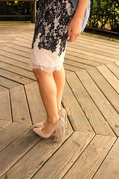 Lace & Jean - details  daily look on vicenvirtuestyle.com
