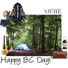 """Happy B.C. Day!"" by niche-magazine on Polyvore"