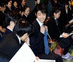 """【写真】絶対王者 羽生結弦が""""悪戦苦闘""""//デイリースポーツ online"""