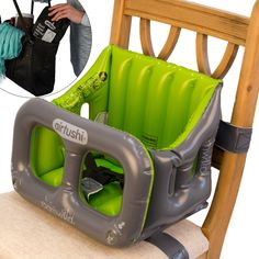 The best travel highchair