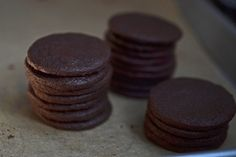 Gluten-Free Thin Mints and other Gluten-Free Girl Scout Cookie recipes