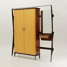Consorzio Esposizione Mobili Cantù cabinet, 1950s
