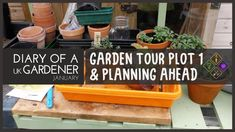 January: Garden Tour & Planning Ahead (Plot 1) 1. Start of a new year on my garden. This week I take you on a plot tour and talk about what plans I have for the year ahead. Blog post about Plot 2 http://ift.tt/2lxS7nb  Blog http://ift.tt/2C9TbEd & http://seanjcameron.com  YouTube https://www.youtube.com/seanjamescameron  Instagram http://ift.tt/2nYix4X  Facebook Group http://ift.tt/2CdBP9R  Facebook Profile http://ift.tt/2CH1FTH  Twitter https://twitter.com/seanjcameron Support these videos…