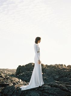 Romantic Waterfront Wedding in Tofino - Once Wed Bridal Gowns, Wedding Gowns, Handmade Wedding Dresses, European Wedding, Waterfront Wedding, Fine Art Wedding Photography, Wedding Film, Intimate Weddings, Destination Wedding Photographer