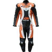 KTM Racing Moto Biker Race Leathers
