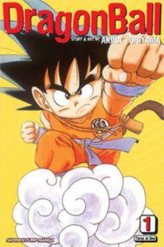 Dragon Ball Vol. 1-3 - Akira Toriyama (Illustrator) -- New books November 2013 -- For more information click here: http://gilfind.ega.edu/vufind/Record/85798