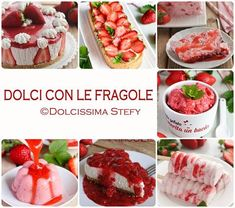 Mattonella alle Fragole, ricetta - Dolcissima Stefy