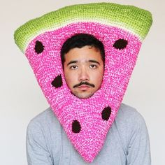Self-taught Melbourne-based artist Phil Ferguson has been spending his free time creating these really fun crocheted hats based on different types of...