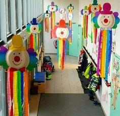 Pappteller Clown Ein Tolles Diy Zu Fasching Karneval Clowns