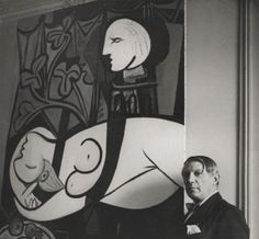 Portrait of Pablo Picasso by Cecil Beaton, 1931