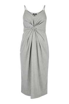 MATERNITY Knot Front Dress | Topshop