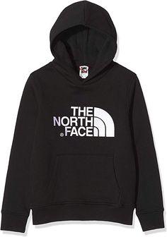 Bekleidung, Jungen, Sweatshirts & Kapuzenpullover, Kapuzenpullover The North Face, Sweatshirts, Hoodies, Unisex, Sweaters, Black, Fashion, Hoodie, Boys
