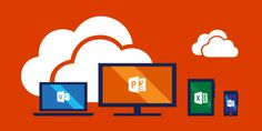 Beli Office 365 dan dapatkan penyimpanan file di OneDrive sebesar 1 TB.