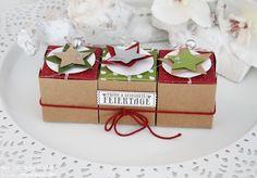 Stampin Up - Box - Goodie - Give Away - Schachtel - Verpackung - Christmas - Weihnachten ☆ Stempelmami