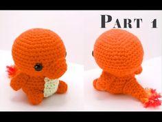 Studio Crafti — Charmader Crochet Pattern You'll Need … medium...