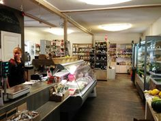 Nop Tallinn: great cafe with an organic store