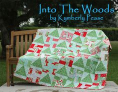Into the Woods Quilt - Moda Bake Shop